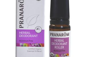 HERBAL DEODORANT ESSENTIAL OIL BLEND