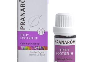 ITCHY FOOT RELIEF ESSENTIAL OIL BLEND