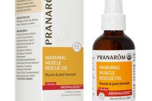 WARMING MUSCLE RESCUE ESSENTIAL OIL FORMULA