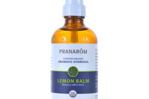 AROMATIC HYDROSOL, LEMON BALM