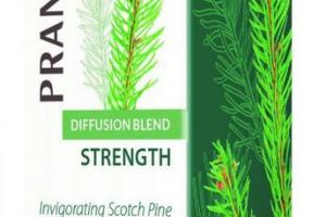 DIFFUSION BLEND STRENGTH INVIGORATING SCOTCH PINE & RAVINTSARA ESSENTIAL OIL BLEND