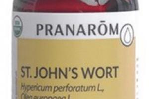 ORGANIC OIL, ST. JOHN'S WORT