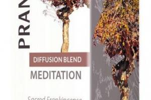 SACRED FRANKINCENSE & SPIKENARD ESSENTIAL OIL BLEND, MEDITATION DIFFUSION BLEND