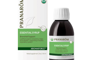ESSENTIAL SYRUP BRONCHIAL SUPPORT HERBAL SUPPLEMENT