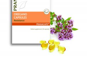 OREGANO RESISTANCE HERBAL SUPPLEMENT CAPSULES