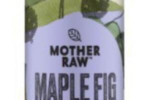 MAPLE FIG ORGANIC VINAIGRETTE & MARINADE PLANT POWERED