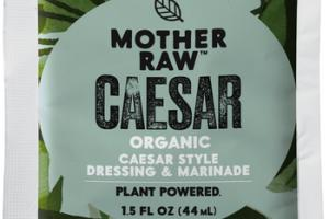 CAESAR ORGANIC CAESAR STYLE DRESSING AND MARINADE