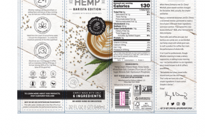 HEMP BARISTA EDITION