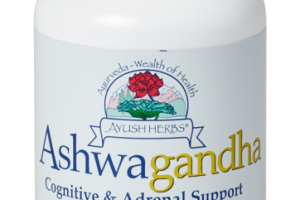 ASHWAGANDHA COGNITIVE & ADRENAL SUPPORT DIETARY SUPPLEMENT VEGETARIAN CAPSULES