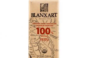 100% PERU ORGANIC DARK CHOCOLATE