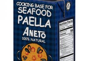 ANETO SEAFOOD PAELLA