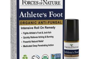 ATHLETE'S FOOT ORGANIC ANTI-FUNGAL