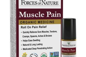 MUSCLE PAIN HOMEOPATHIC ORGANIC MEDICINE