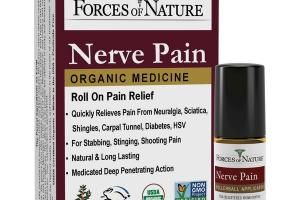 NERVE PAIN ORGANIC MEDICINE ROLL ON PAIN RELIEF