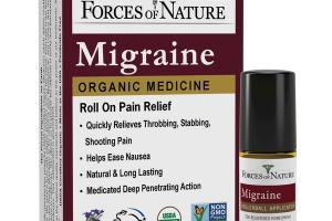 HOMEOPATHIC MIGRAINE ORGANIC HOMEOPATHIC MEDICINE