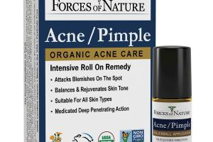 HOMEOPATHIC ACNE / PIMPLE ORGANIC ACNE CARE