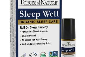 HOMEOPATHIC SLEEP WELL ORGANIC SLEEP CARE