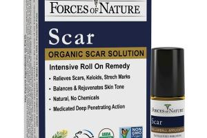 HOMEOPATHIC ORGANIC SCAR SOLUTION