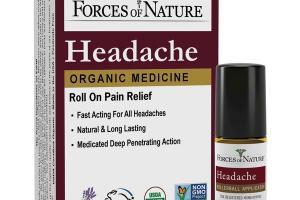 HEADACHE ORGANIC MEDICINE