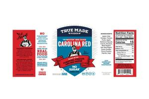 "CAROLINA RED ""PITMASTER"" BBQ SAUCE"