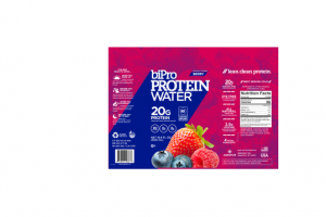 BERRY PROTEIN WATER