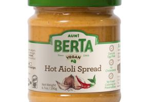 VEGAN HOT AIOLI SPREAD
