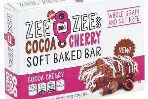 COCOA CHERRY SOFT BAKED BAR
