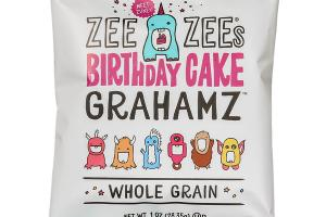 BIRTHDAY CAKE WHOLE GRAIN GRAHAMZ