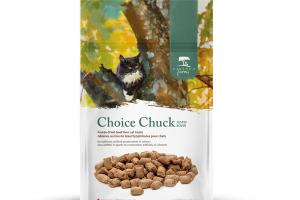 CHOICE CHUCK FREEZE DRIED BEEF LIVER CAT TREATS