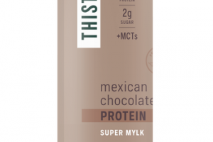 MEXICAN CHOCOLATE PROTEIN COCONUT + CASHEW + MACA SUPER MYLK
