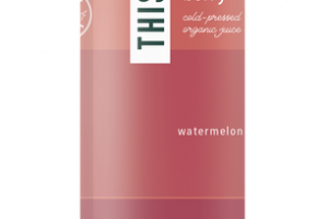 WATERMELON BERRY COLD-PRESSED ORGANIC JUICE