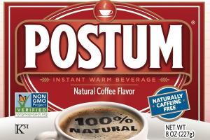100% NATURAL COFFEE FLAVOR INSTANT WARM BEVERAGE