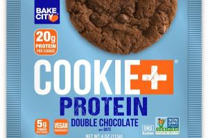 COOKIE + PROTEIN DOUBLE CHOCOLATE WITH OATS