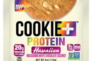 HAWAIIAN MACADAMIA WHITE CHOCOLATE COCONUT COOKIE