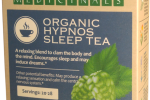 ORGANIC HYPNOS SLEEP TEA HERBAL SUPPLEMENT
