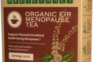 ORGANIC EIR MENOPAUSE TEA HERBAL SUPPLEMENT