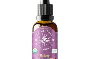 ORGANIC SKULLCAP HERBAL SUPPLEMENT