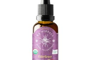 ORGANIC HERBAL SUPPLEMENT, ELDERFLOWER