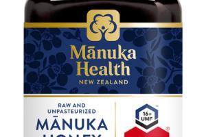 RAW AND UNPASTEURIZED MANUKA HONEY