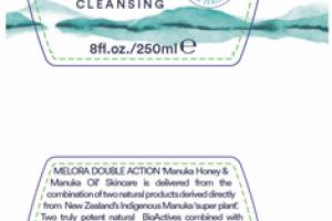 DOUBLE ACTION HAND WASH, MANUKA HONEY & OIL