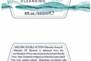 DOUBLE ACTION HAND WASH, MANUKA HONEY & OIL