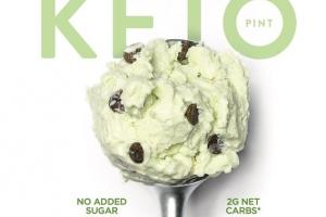 MINT CHIP ICE CREAM