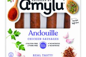 ANDOUILLE CHICKEN SAUSAGES