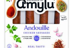 ANDOUILLE CHICKEN SAUSAGES