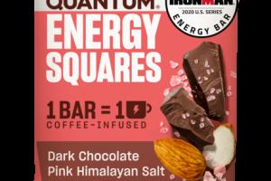 ENERGY SQUARES DARK CHOCOLATE PINK HIMALAYAN SALT