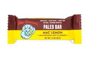 MAC' MACADAMIA NUT & LEMON PALEO BAR