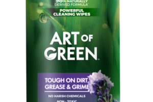 POWERFUL CLEANING WIPES, LAVENDER EUCALYPTUS