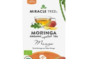 MANGO MORINGA ORGANIC SUPERFOOD TEA