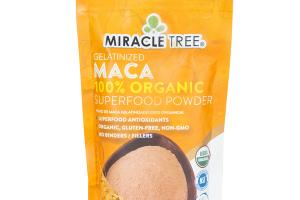 GELATINIZED MACA 100% ORGANIC SUPERFOOD POWDER