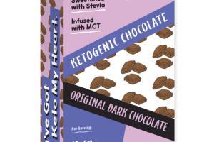 ORIGINAL DARK KETOGENIC CHOCOLATE BARS